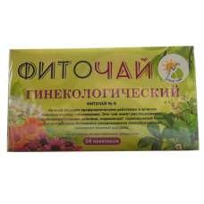 Травяной чай Гинекологический пакетированный